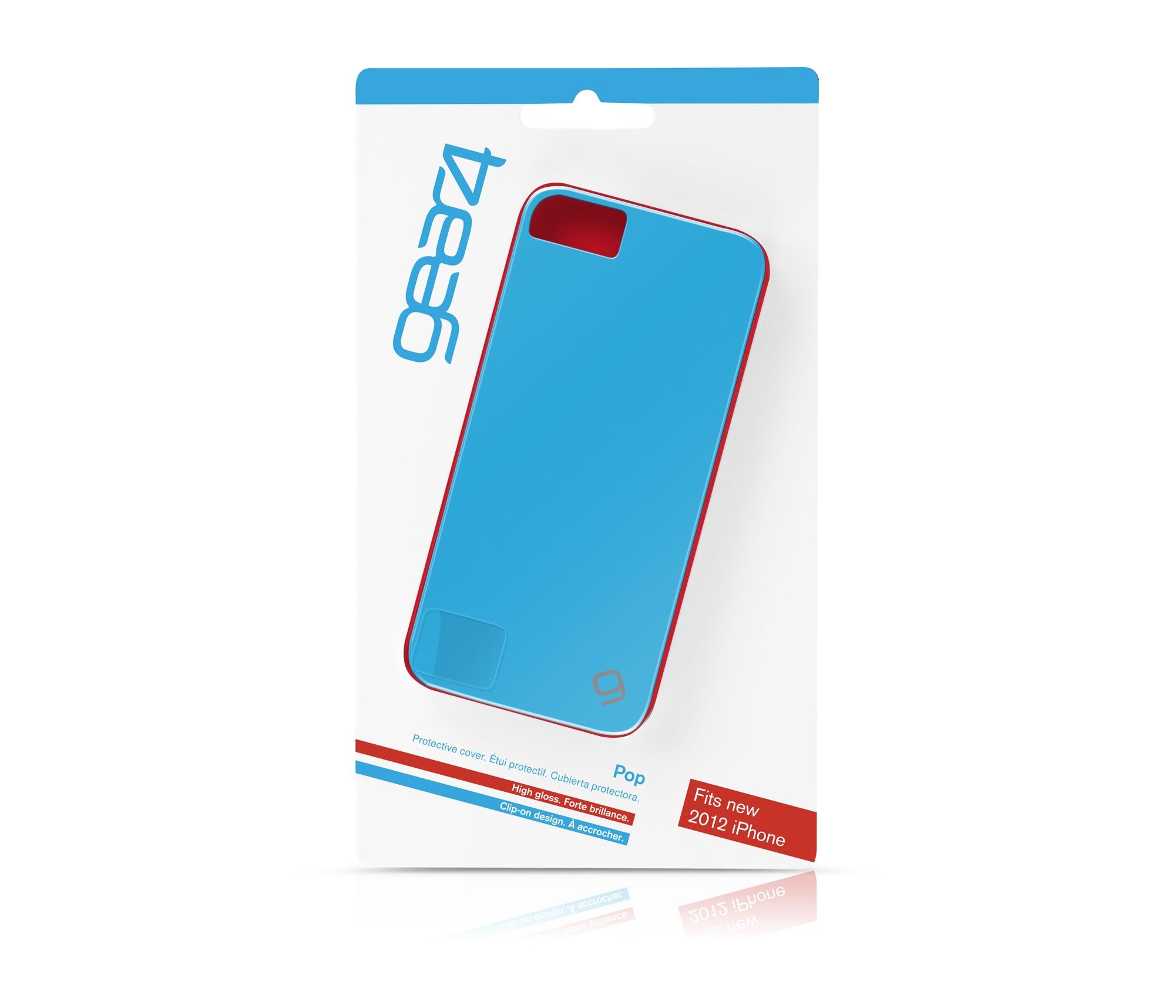 Coque Gear4 Bleu iPhone 5