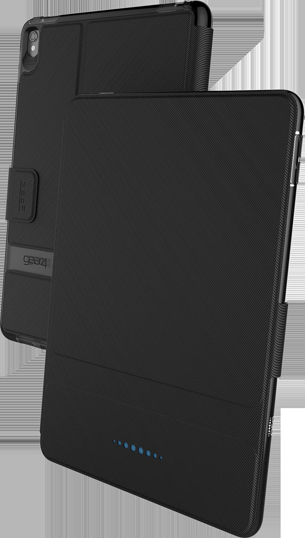 Etui Gear4 noir pour iPad Pro 9.7 et Air 2