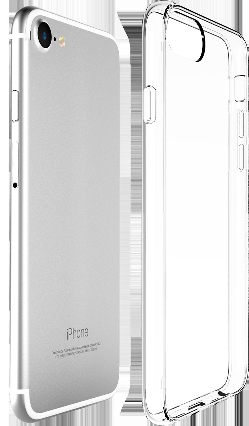 Coque Hybrid QDOS iPhone 8 Plus / 7 Plus / 6s Plus