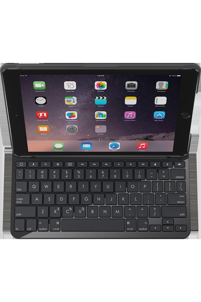 Etui clavier Logitech Slim Folio pour iPad 9.7 2017