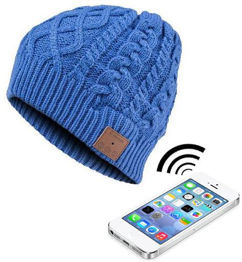 Bonnet bluetooth ARCHOS bleu