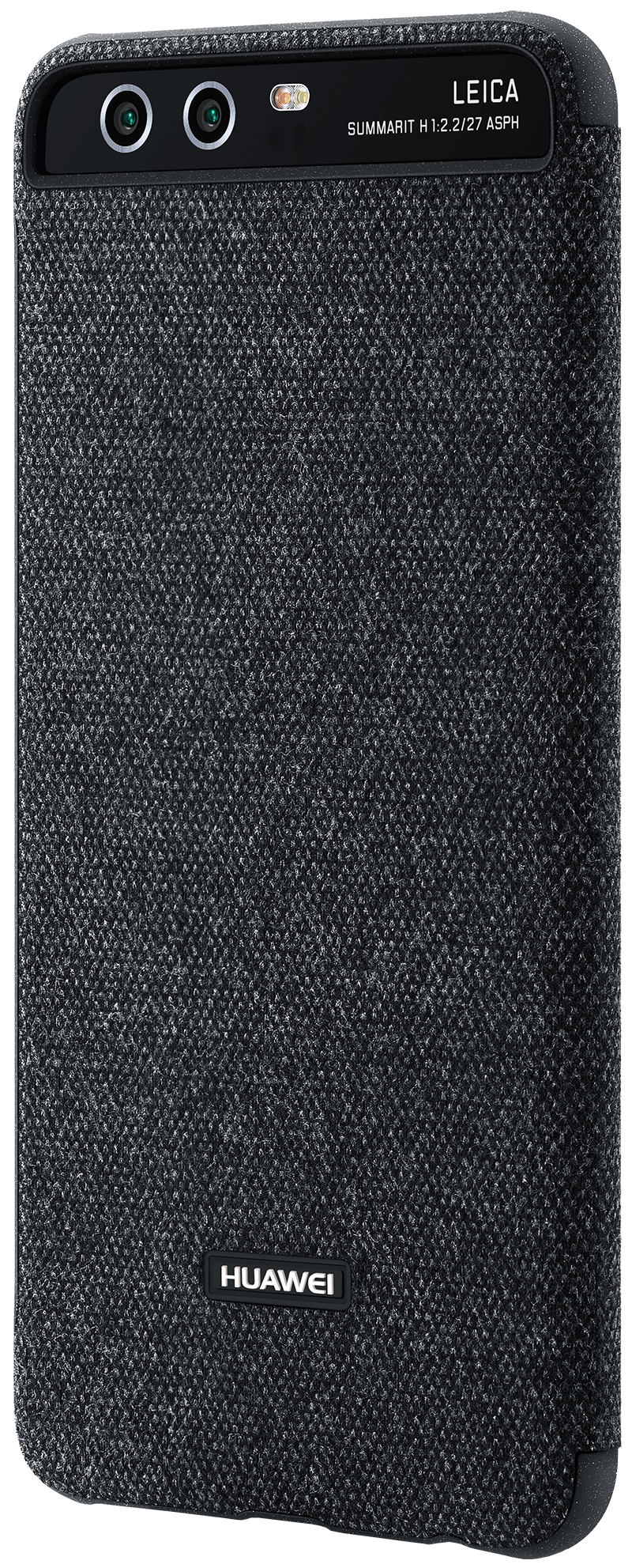 Etui folio Huawei P10 gris