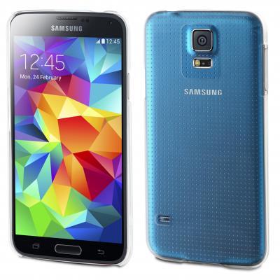 Coque crystal transparente Samsung Galaxy S5