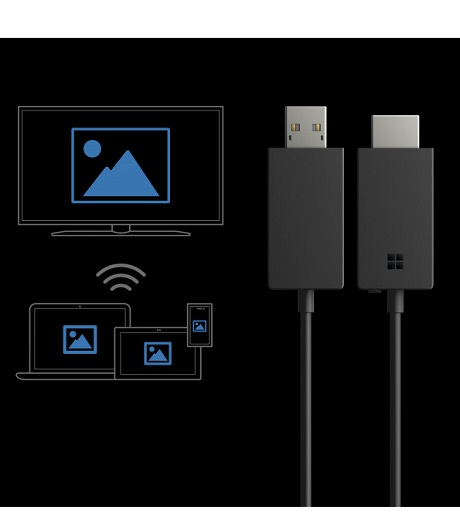 Microsoft Wireless Display Adapter HDMI v2