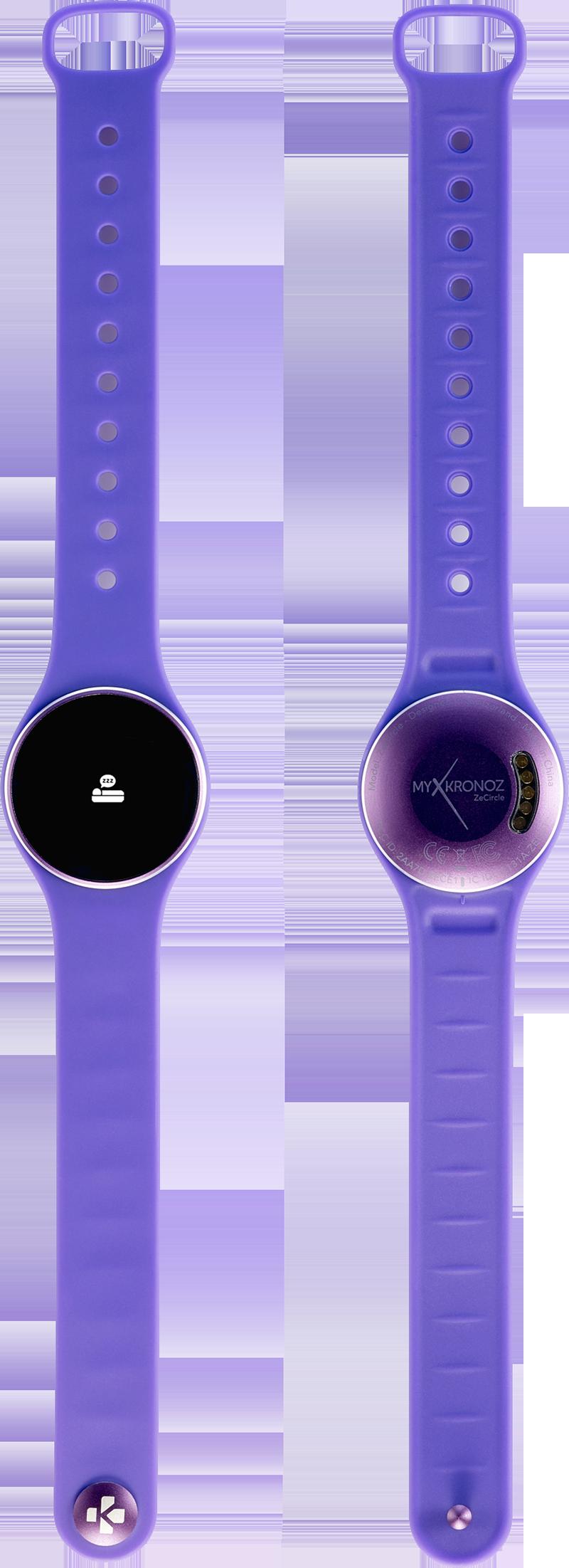 Bracelet MYKRONOZ ZECIRCLE Violet