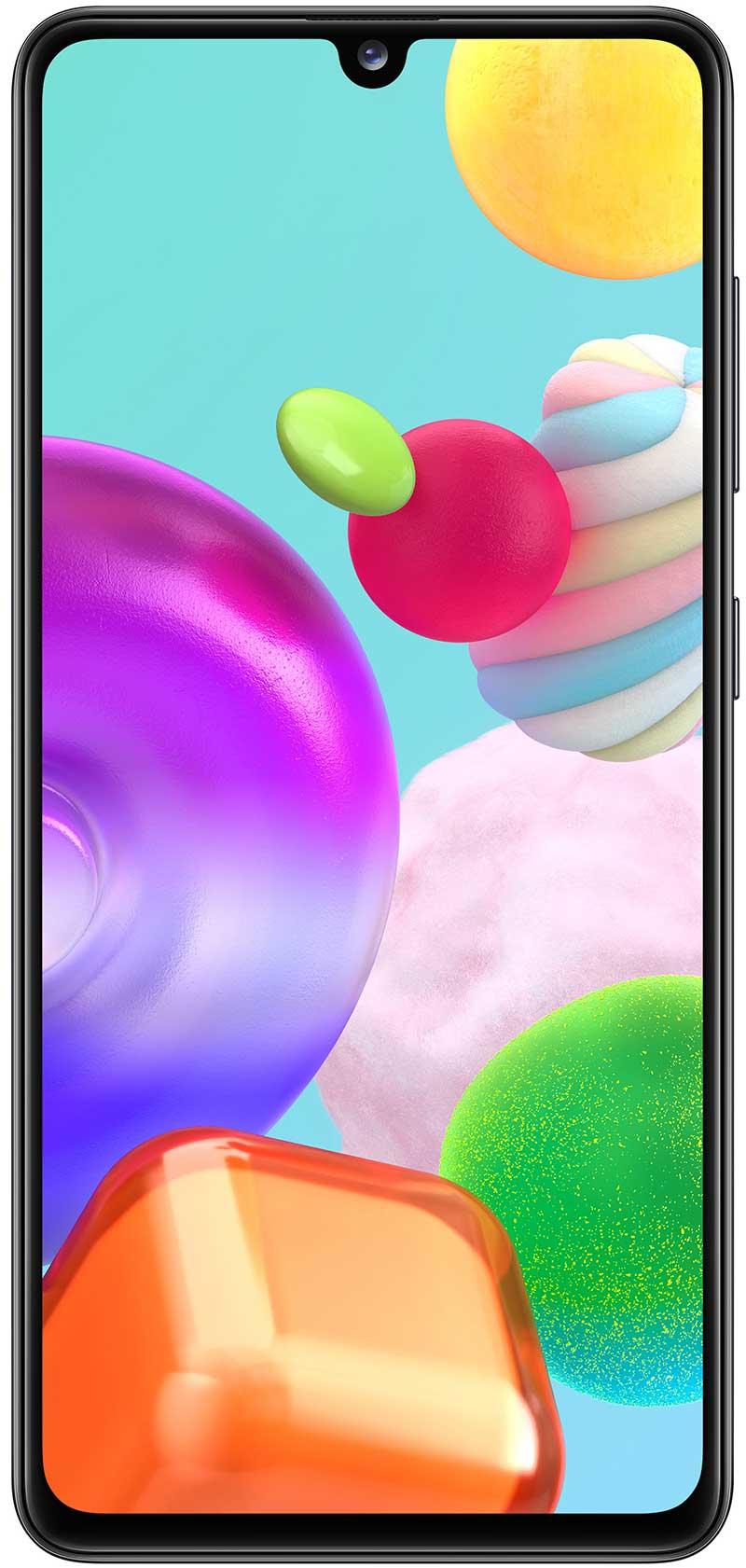 Samsung Galaxy A41 noir 64Go