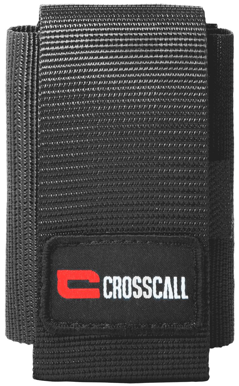 Housse noire de transport Crosscall taille S