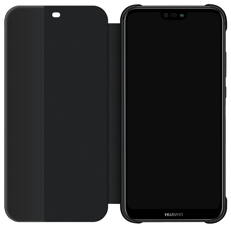 Etui View Huawei P20 lite noir