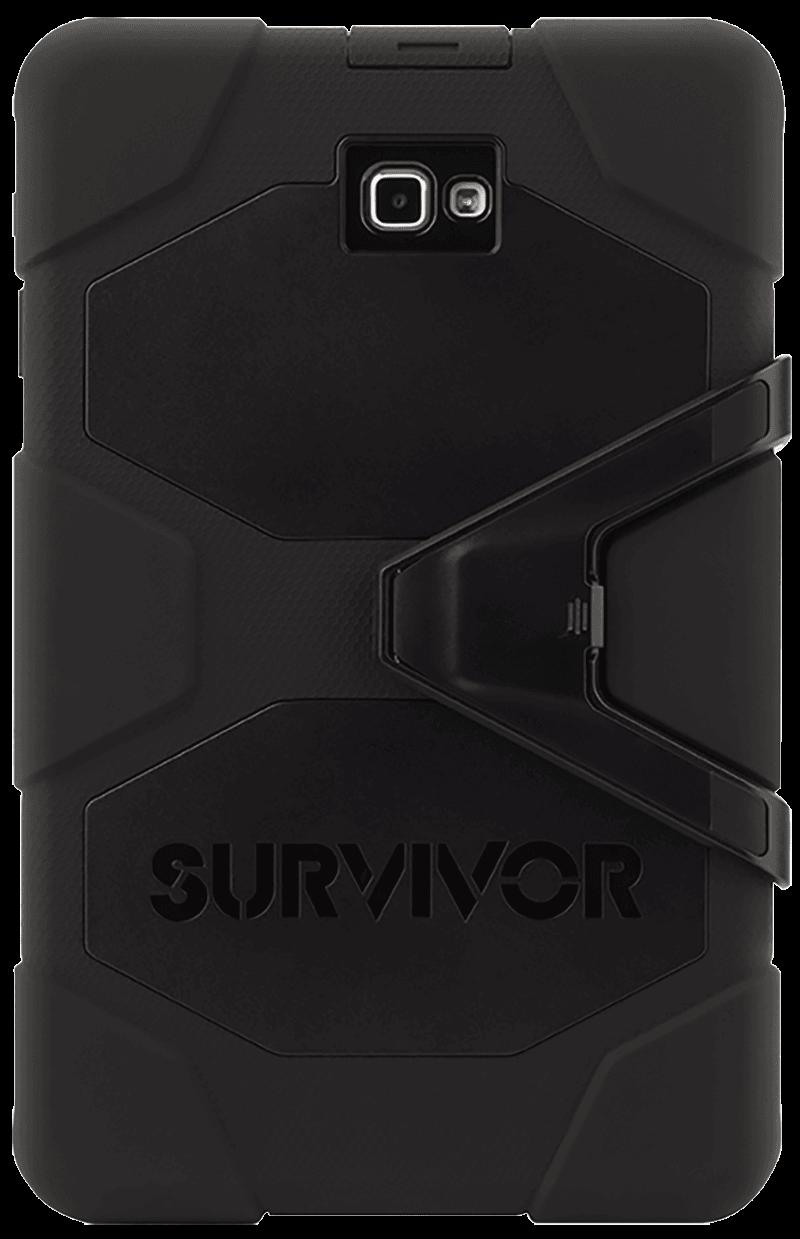 Coque Griffin Survivor Galaxy TAB A 10.1 noir