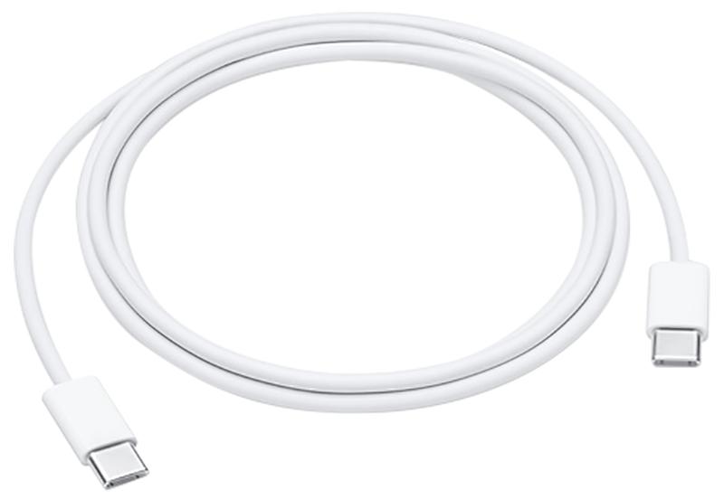 Câble de charge USB-C (1m) blanc