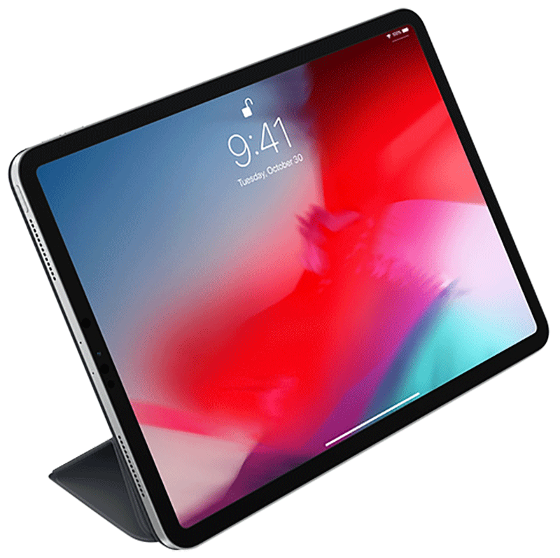 Smart Folio pour iPad Pro 11 pouces gris anthracite