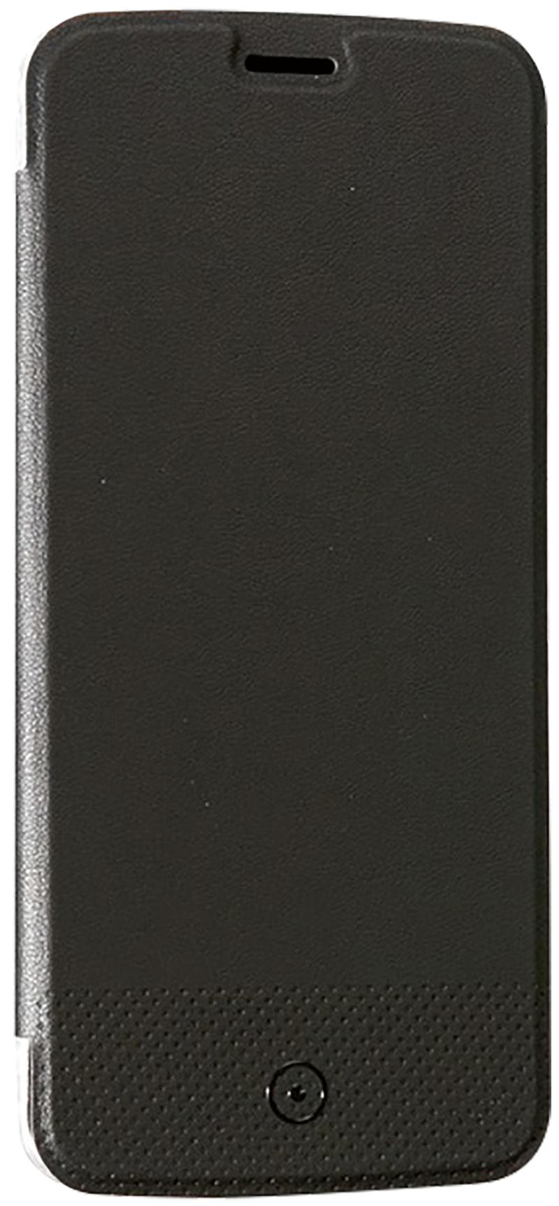 Etui folio moto e5 noir