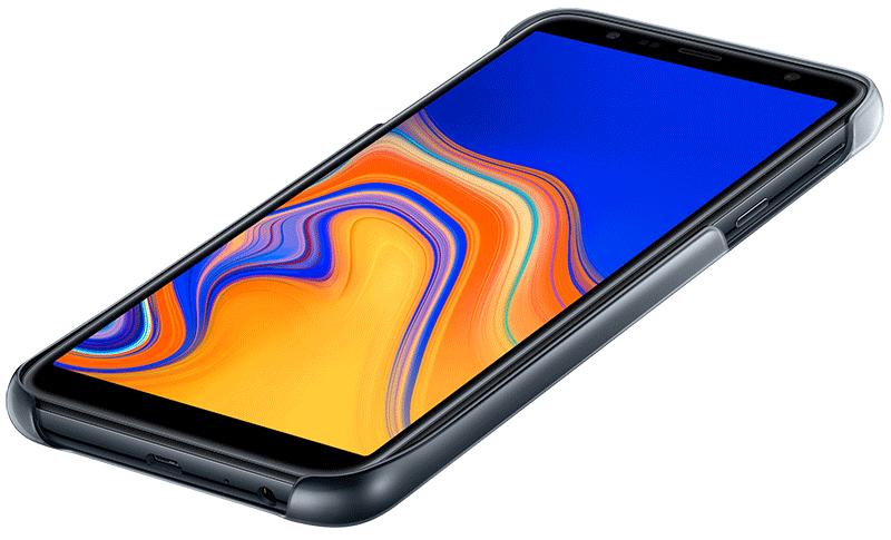 Coque Galaxy J4+ transparente