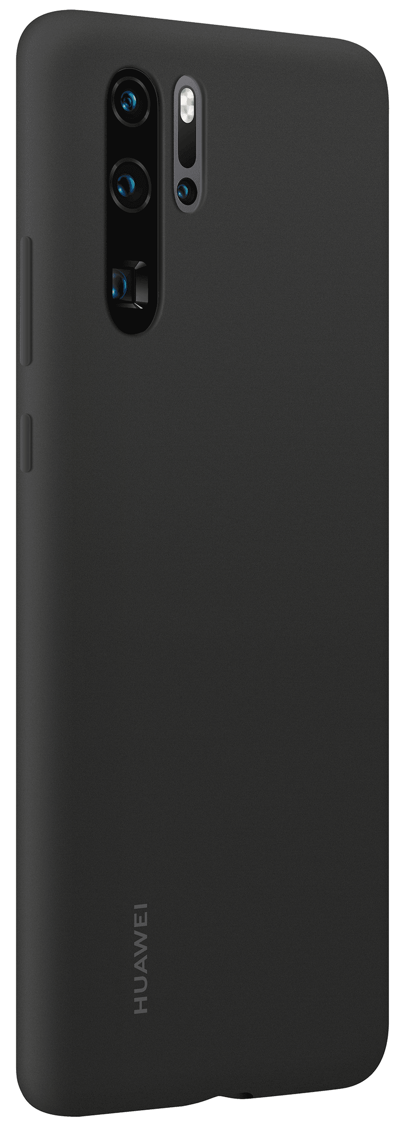 Coque silicone Huawei P30 Pro noir