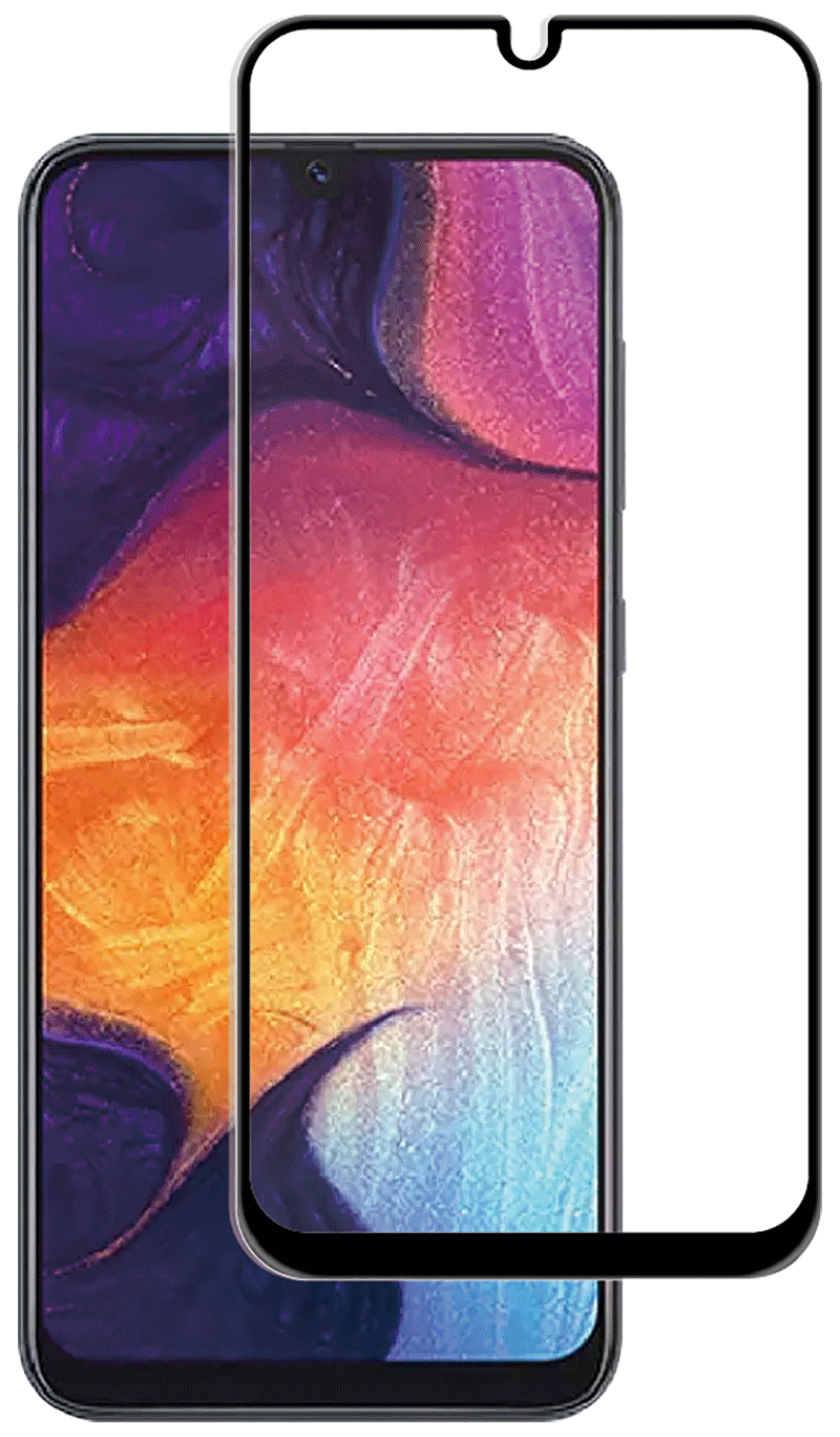 Film Tiger Glass Galaxy A50 transparente