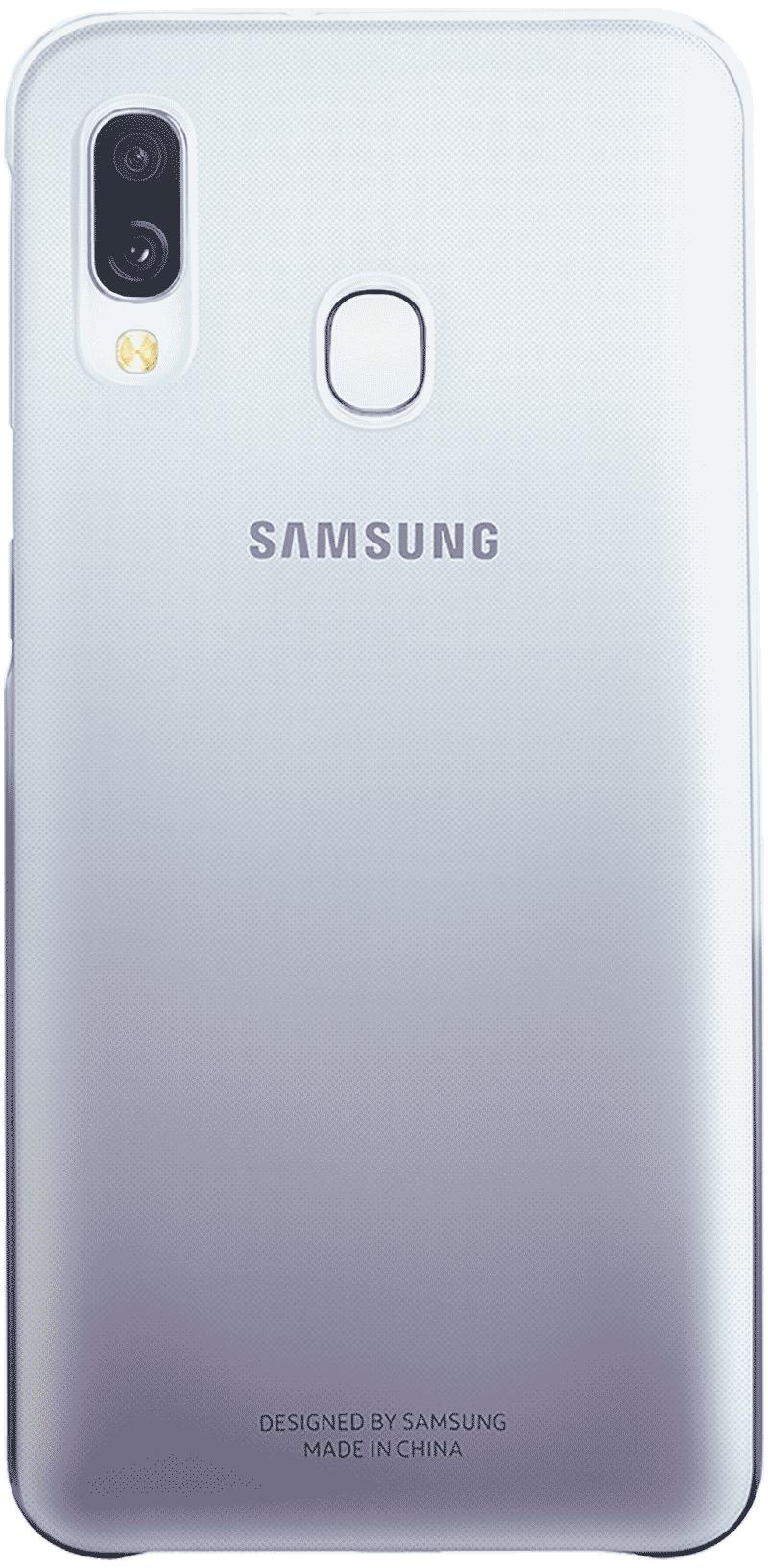 Coque Evo Galaxy A40 transparente