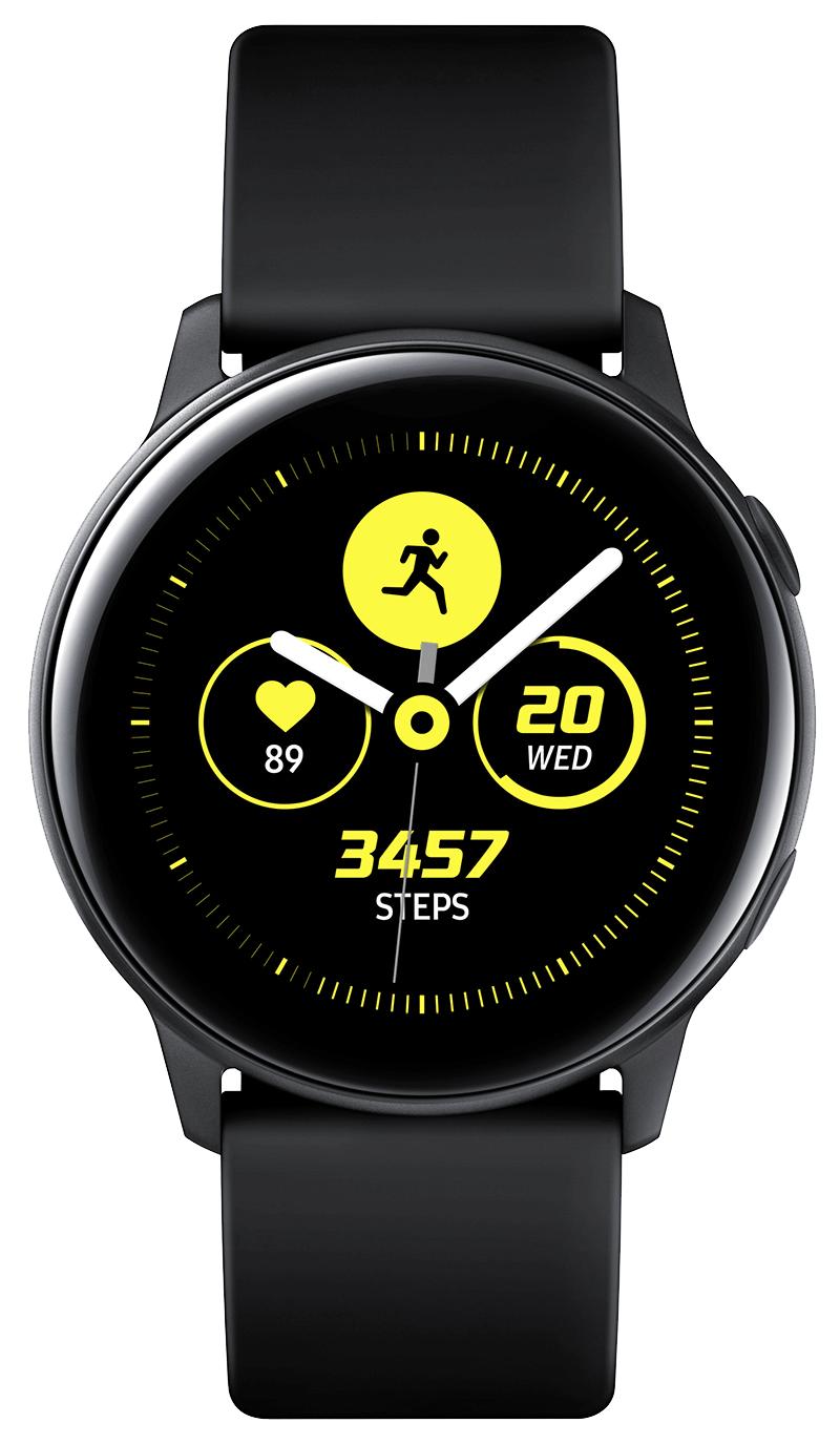 Galaxy Watch Active noir