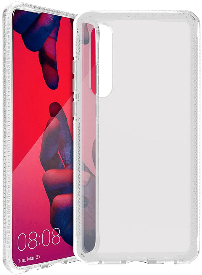 Coque renforcée Suprême Huawei P30 Itskins transparente