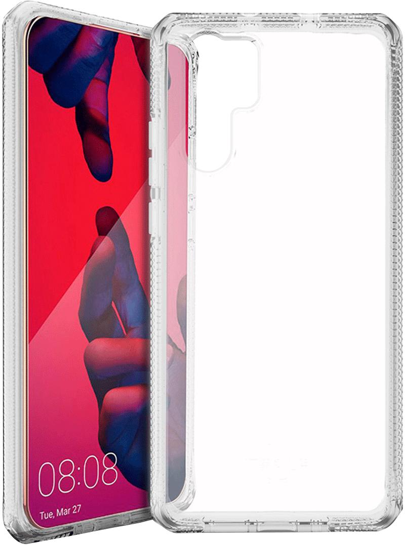 Coque renforcée Suprême Huawei P30 Pro Itskins transparente