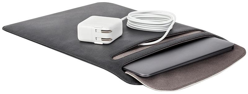 Pochette de protection Muse de Moshi pour tablette 11' gris