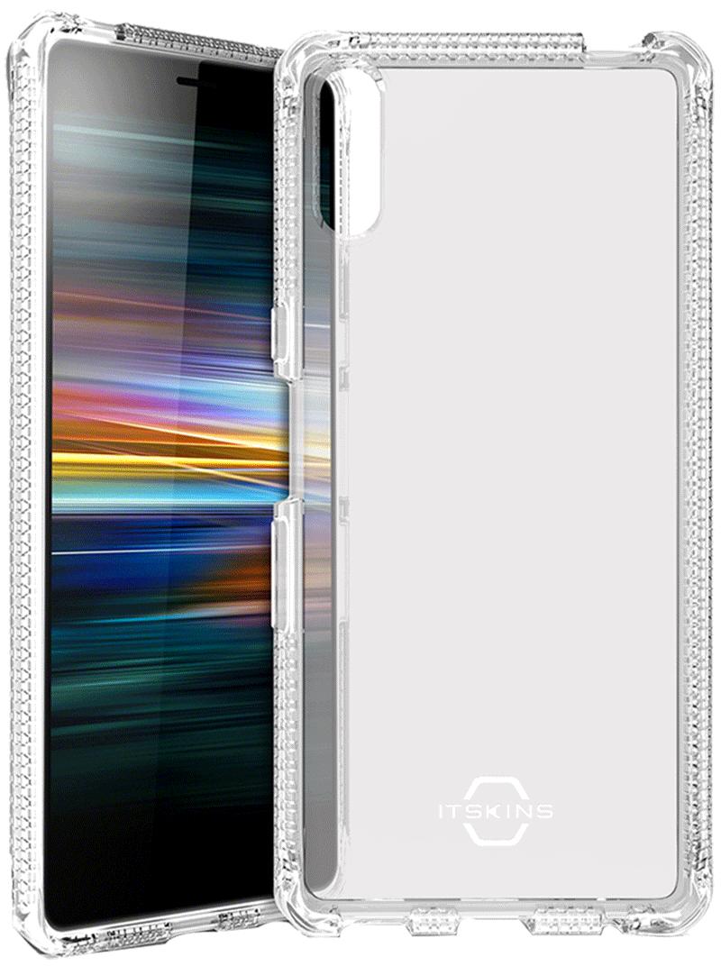 Coque renforcée Xperia L3 Itskins transparente