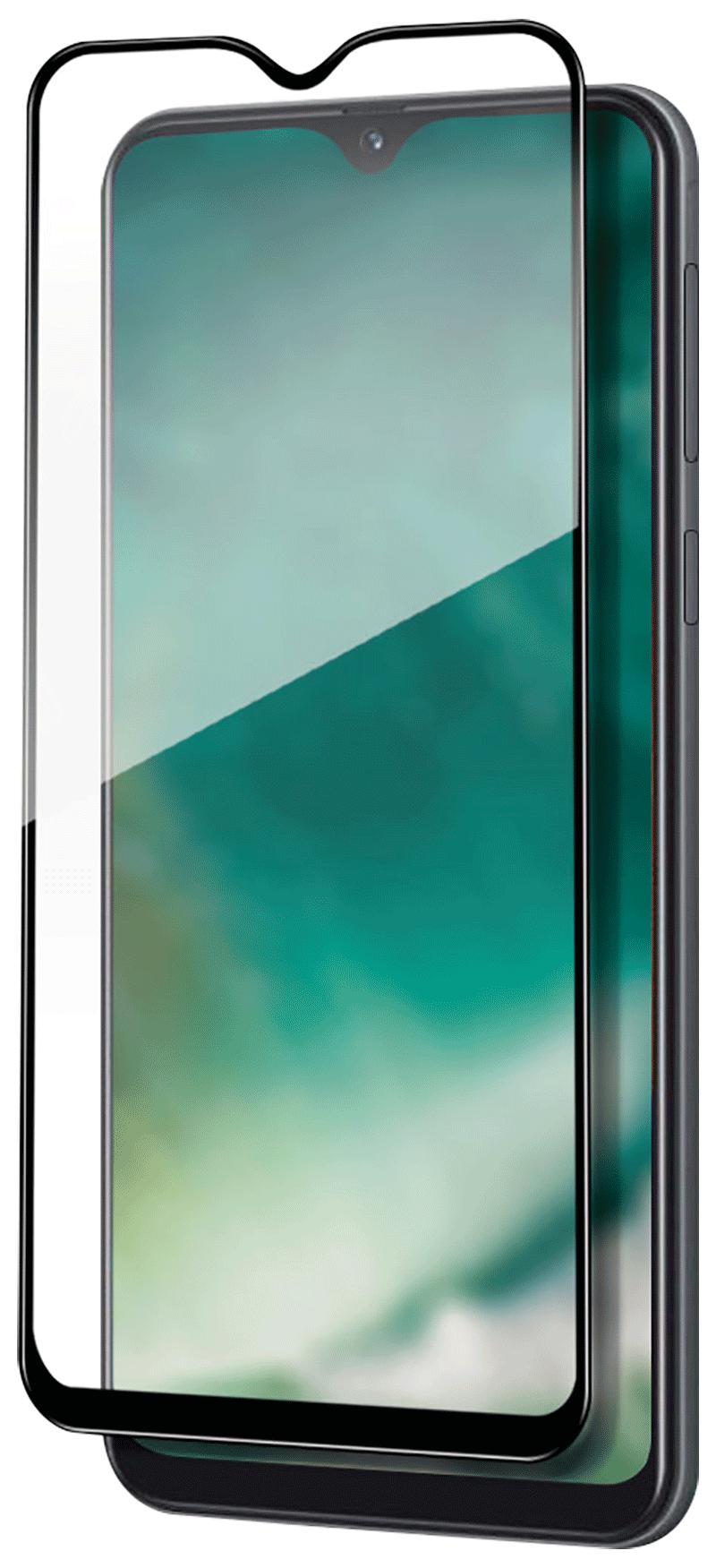 Film en verre trempé Galaxy A20e transparente