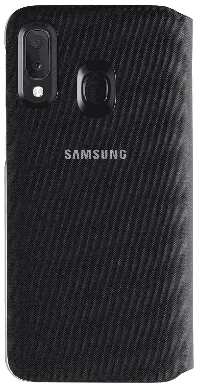 Etui folio Samsung Galaxy A20e noir