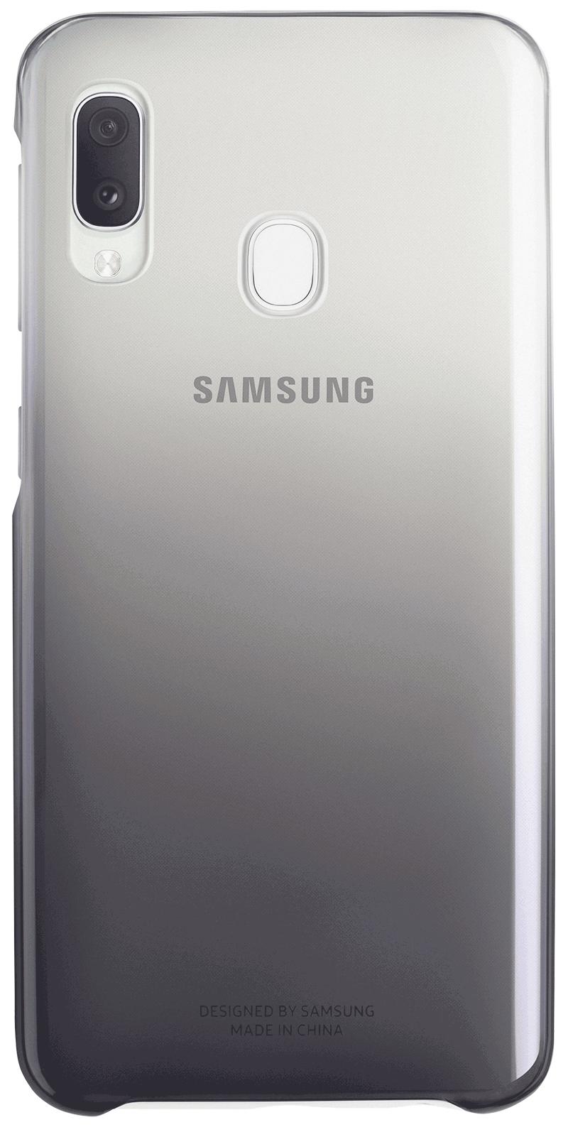 Coque Samsung Gradation Galaxy A20e transparente