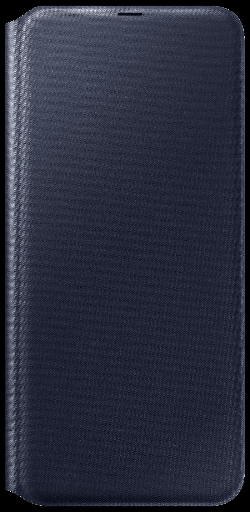 Etui folio Samsung Galaxy A70 noir