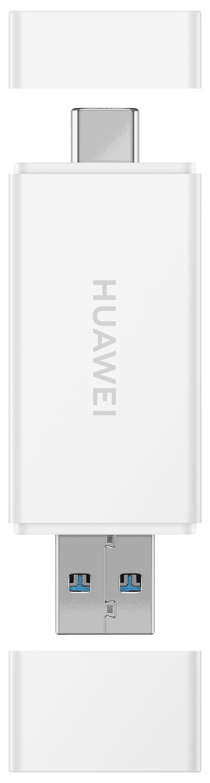 Lecteur de carte mémoire externe Huawei USB et USB Type C