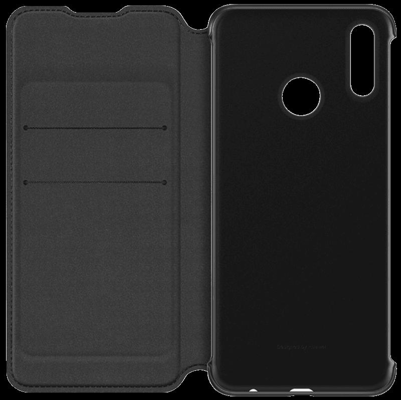 Etui folio Huawei P Smart 2019 noir