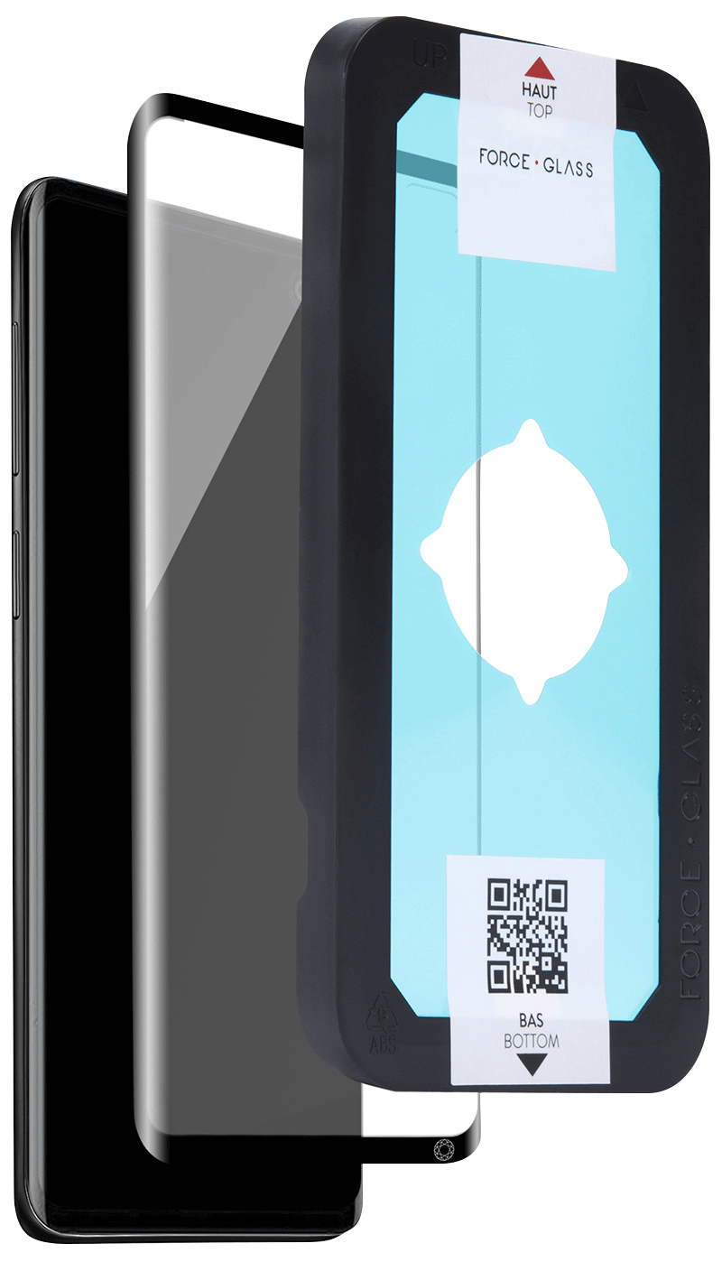 Film Force Glass Evo2 Galaxy S10 Plus transparente