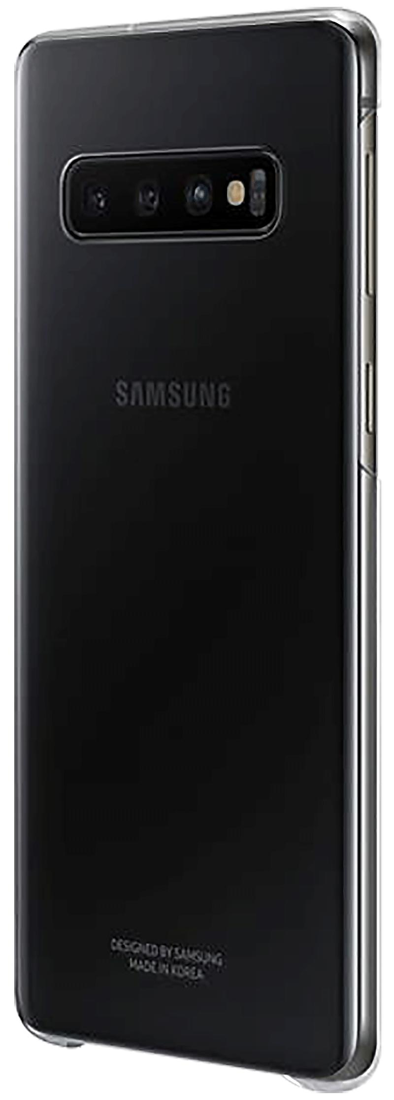 Coque Galaxy S10 transparente