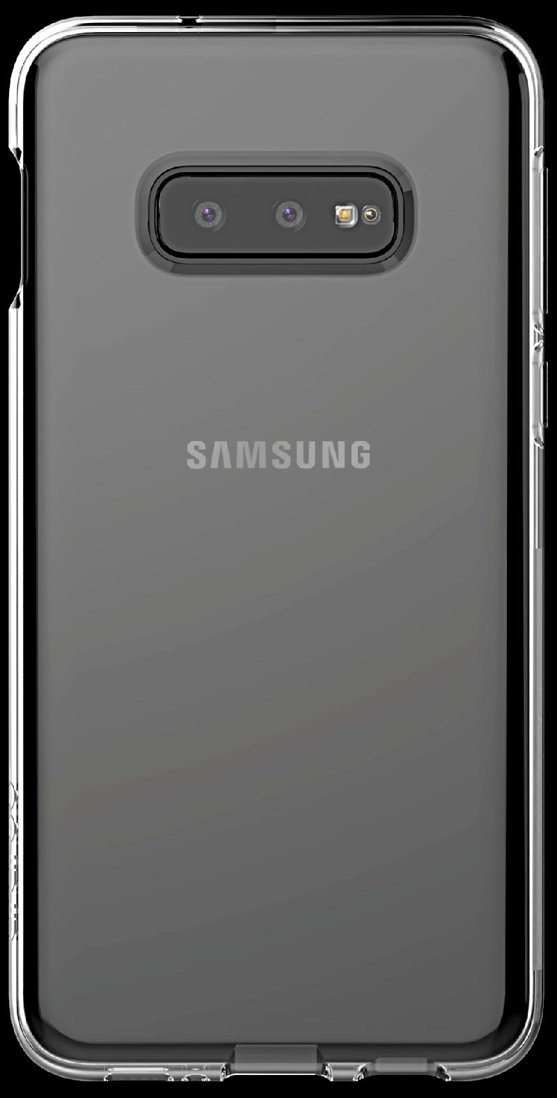 Coque Galaxy S10e transparente
