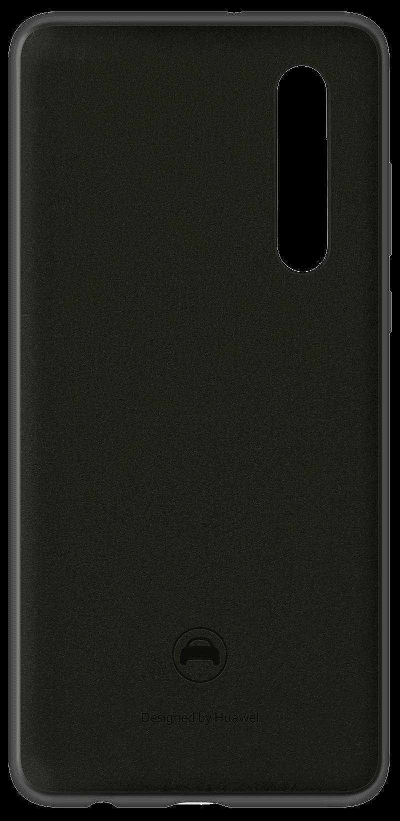 Coque silicone Huawei P30 noir