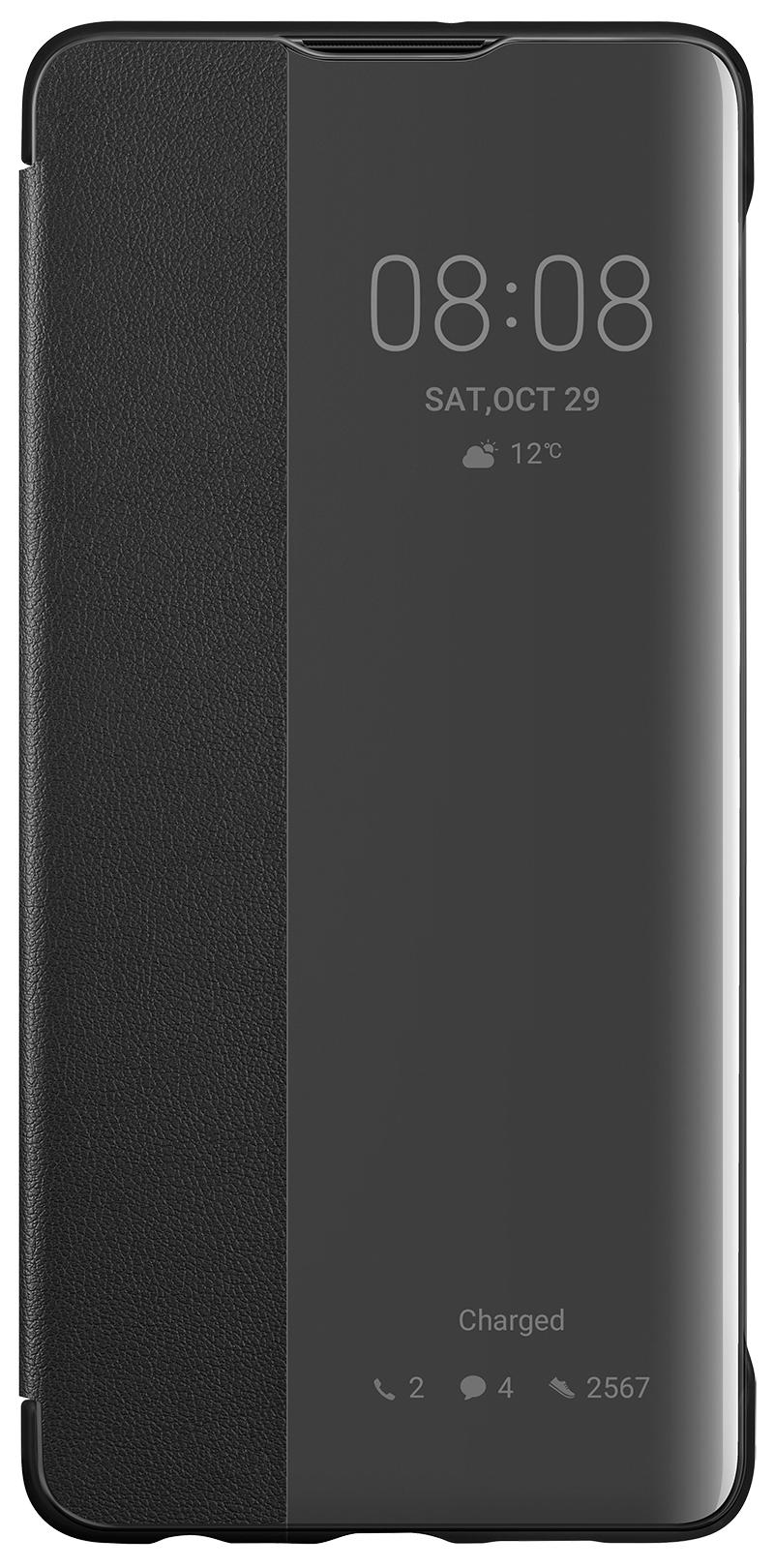 Etui View Huawei P30 noir