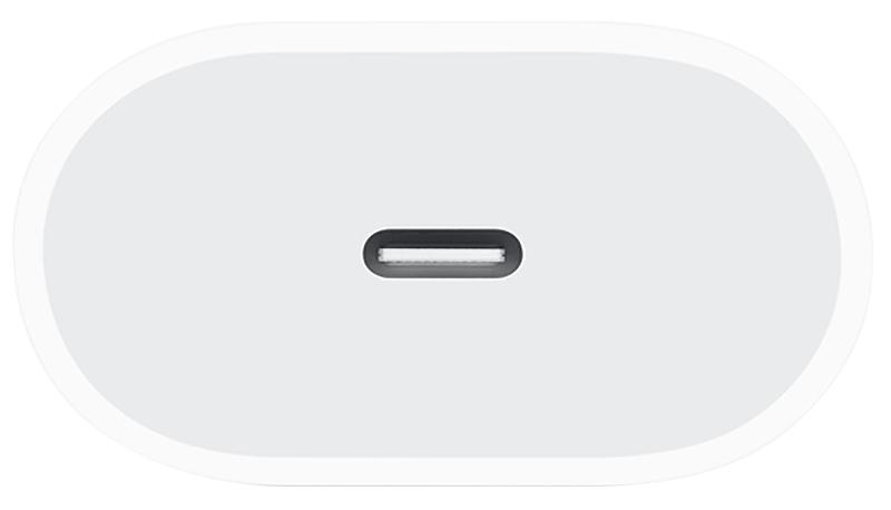 Adaptateur secteur USB-C 18W Apple blanc