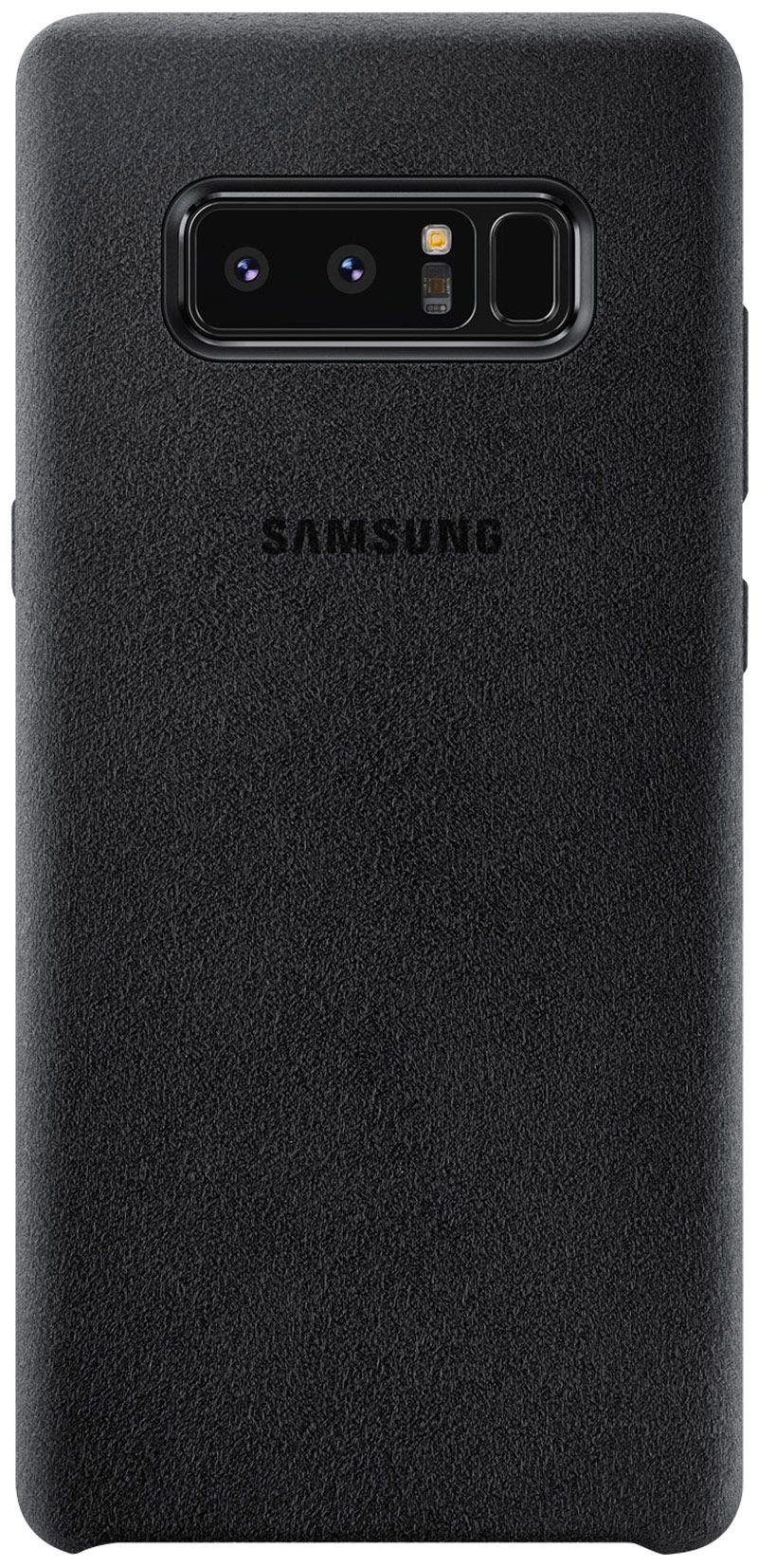 Coque en Alcantara Samsung Galaxy Note8