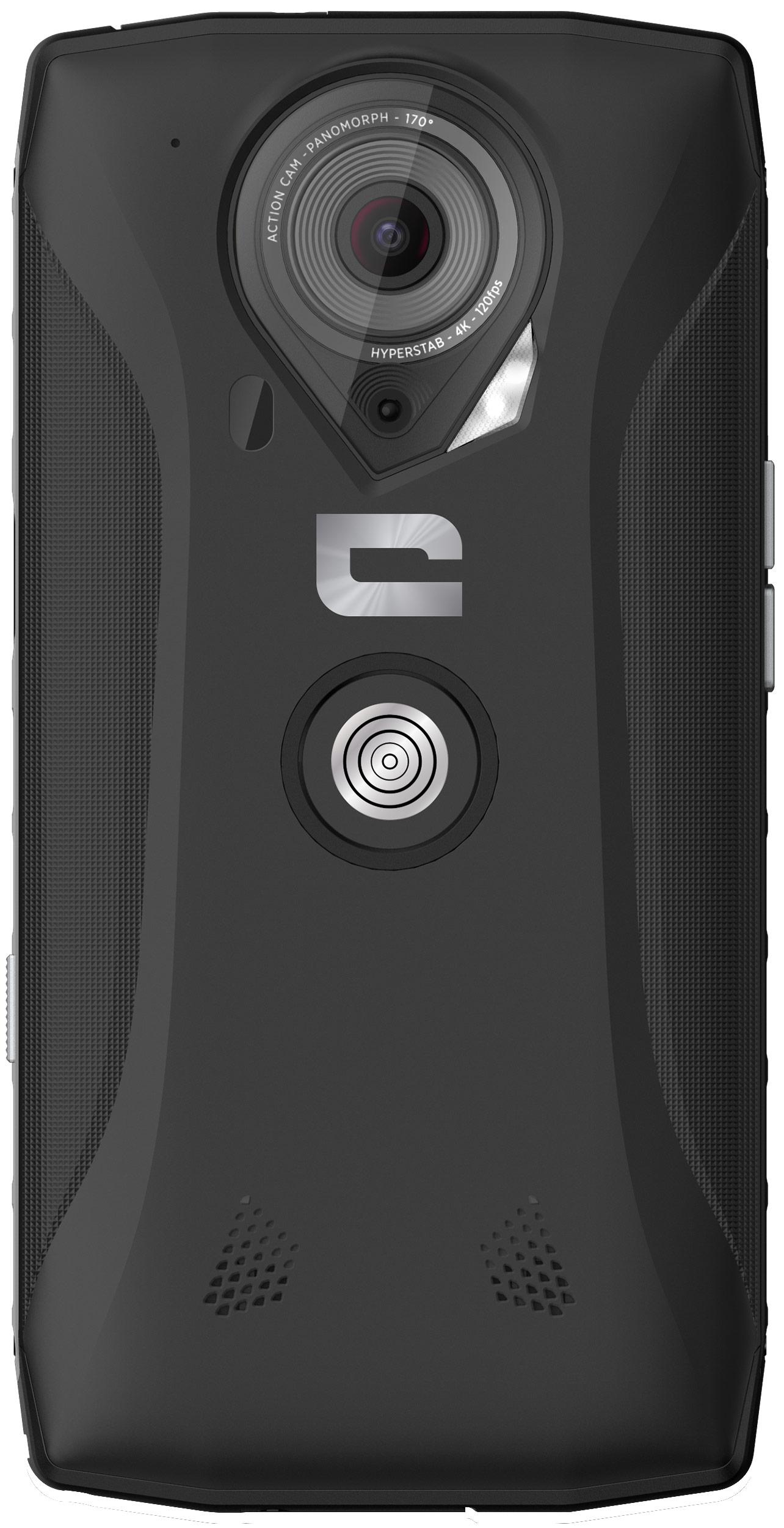 Crosscall Trekker-X4 noir 64Go