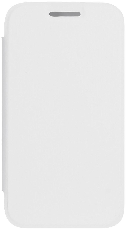 Etui Folio Xqisit Samsung Galaxy trend lite blanc
