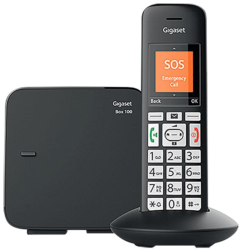 Téléphone fixe Gigaset E375 Solo