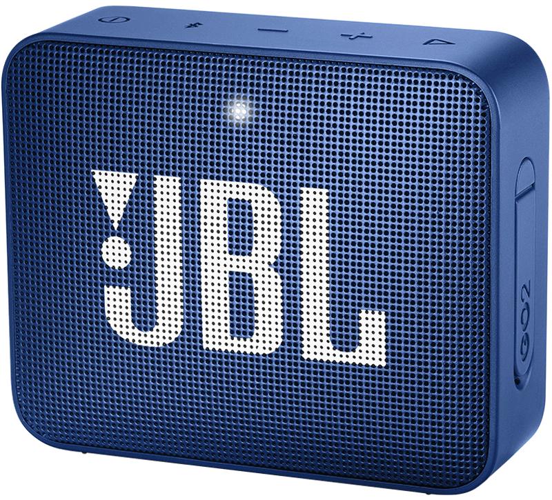 Mini enceinte Bluetooth JBL GO 2 bleu