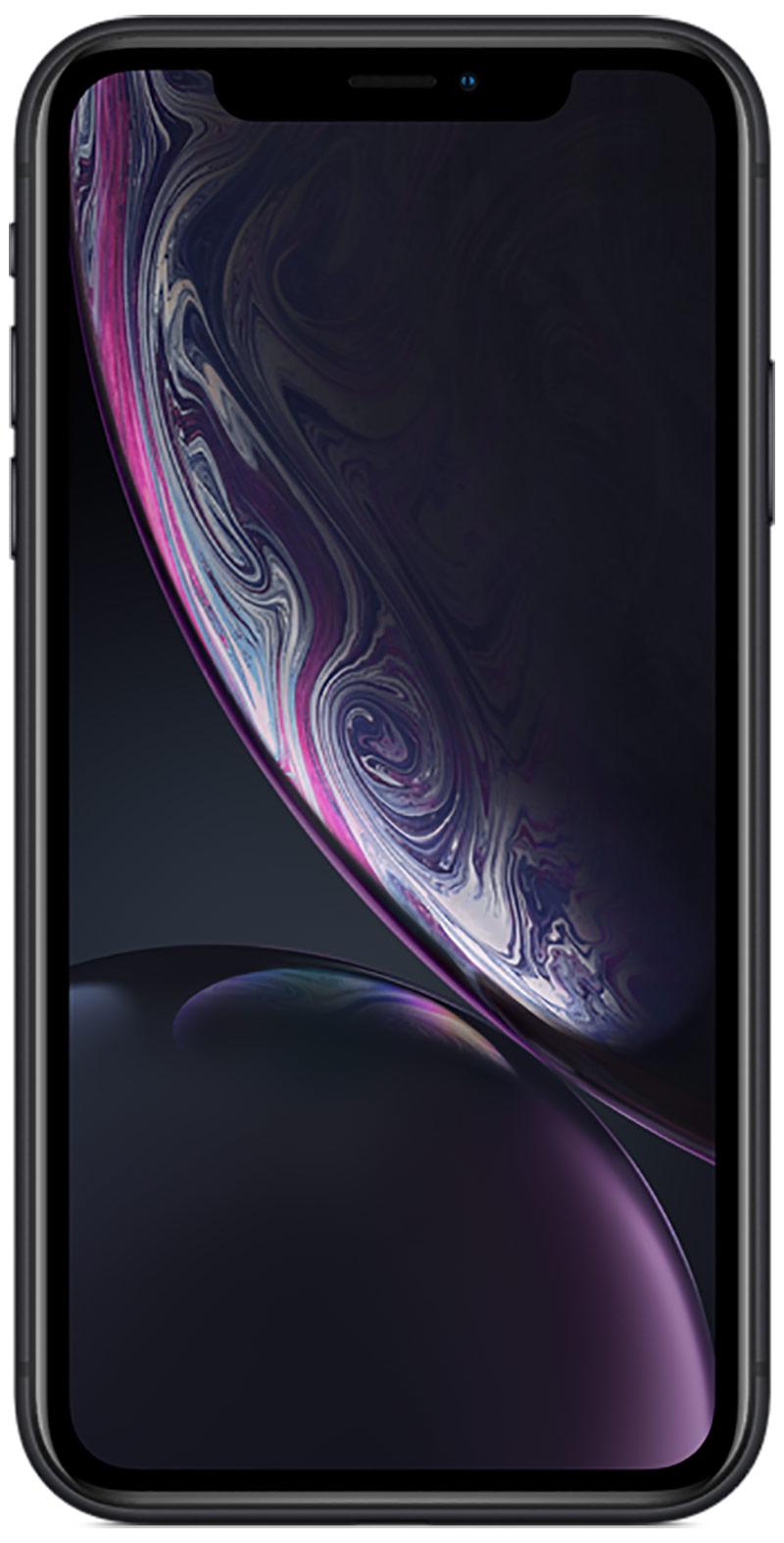 Apple iPhone XR noir 128Go