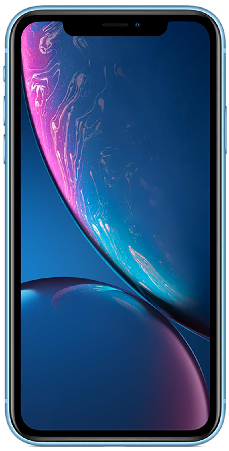 Apple iPhone XR bleu 64Go