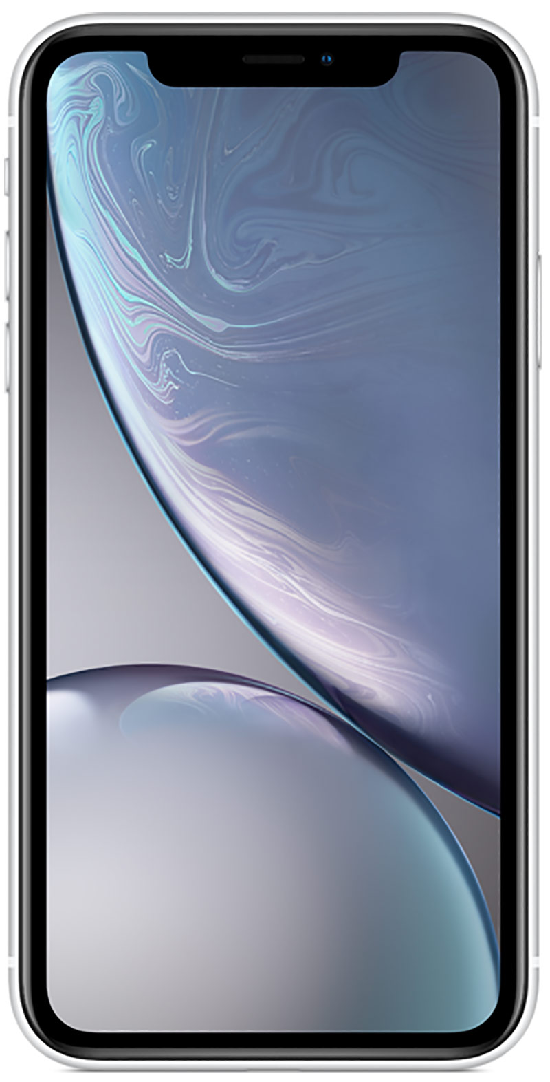 Apple iPhone XR blanc 128Go