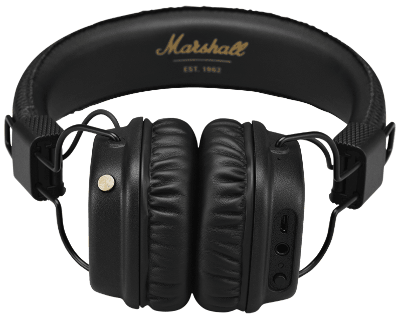 Casque audio sans fil Marshall Major II noir