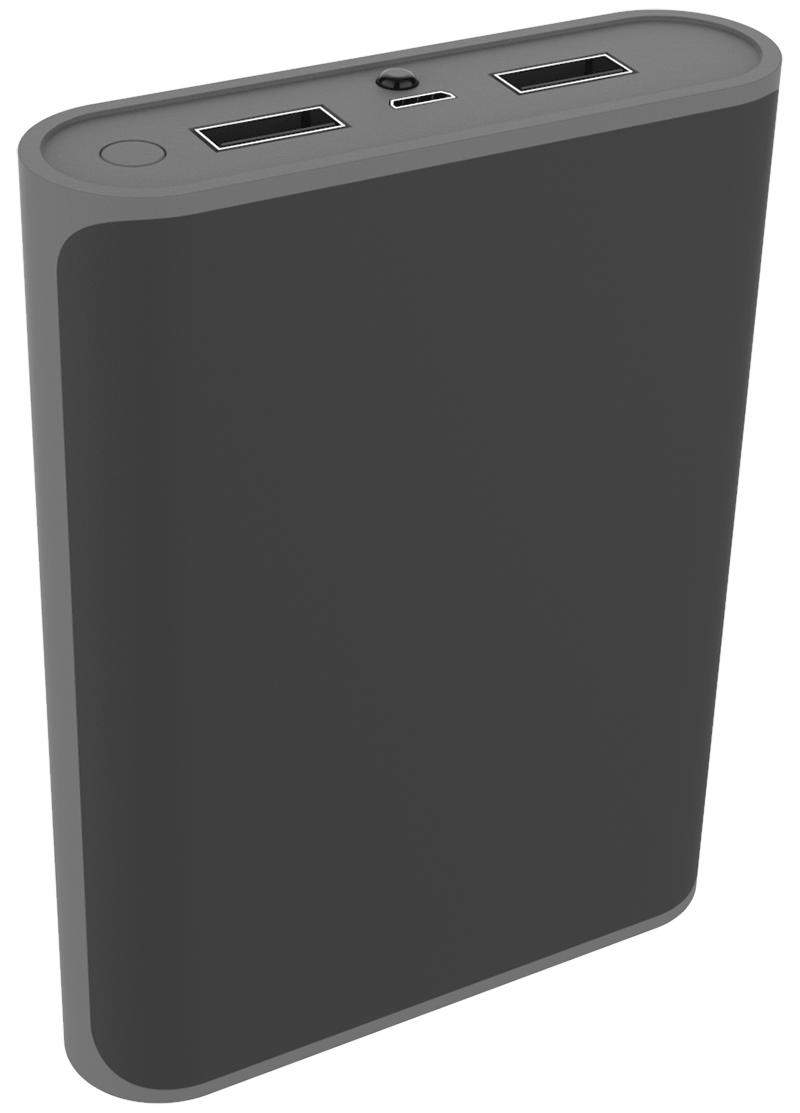Batterie de secours Muvit 10000 noire