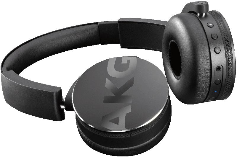 Casque Bluetooth AKG Y50BT noir