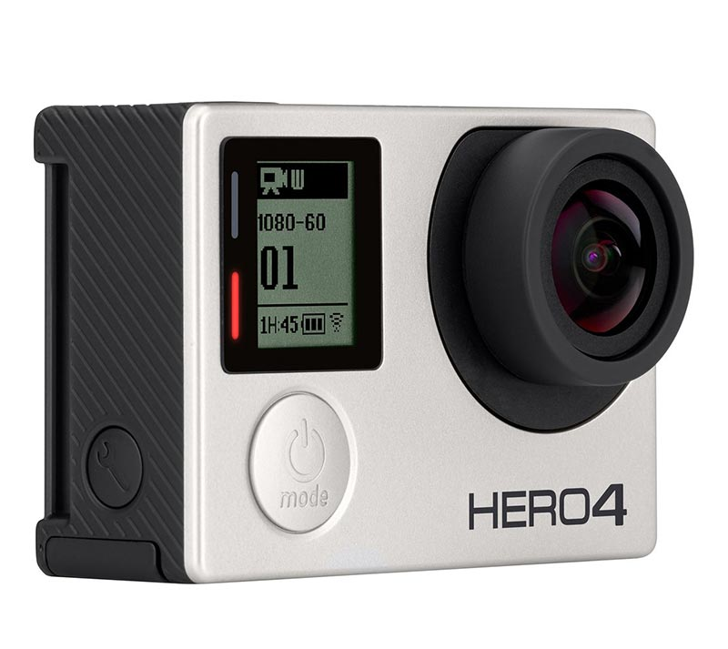Camera GoPro HERO4 Silver