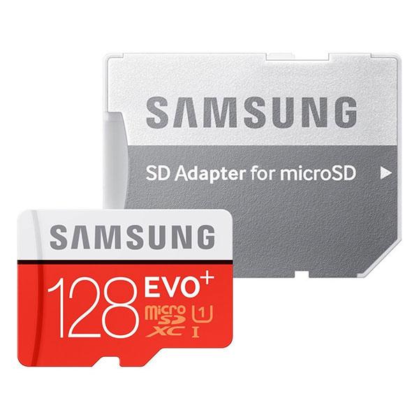 Carte micro SD 128Go Samsung adaptateur USB